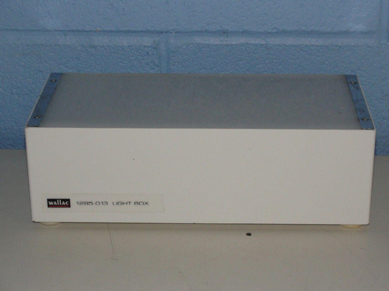 Wallac Light Box Model 1295-013
