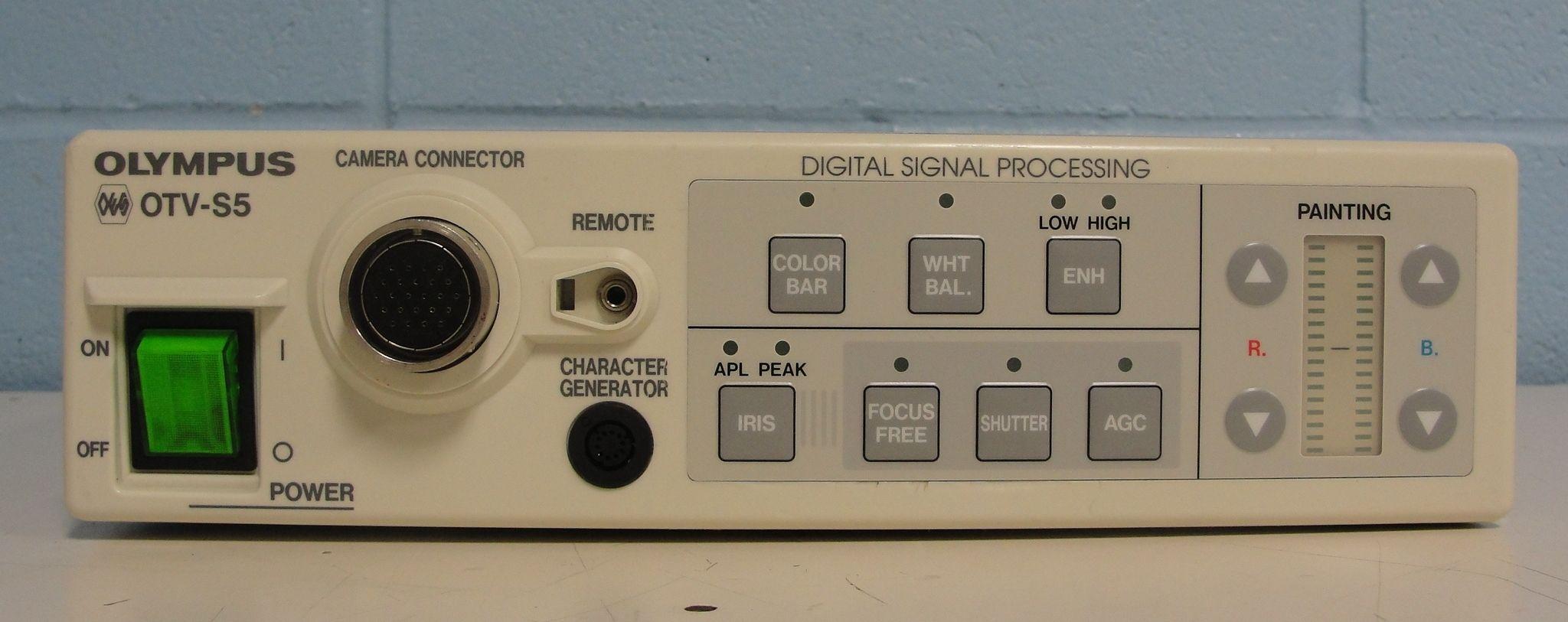 Olympus OTV-S5C Camera Control Unit