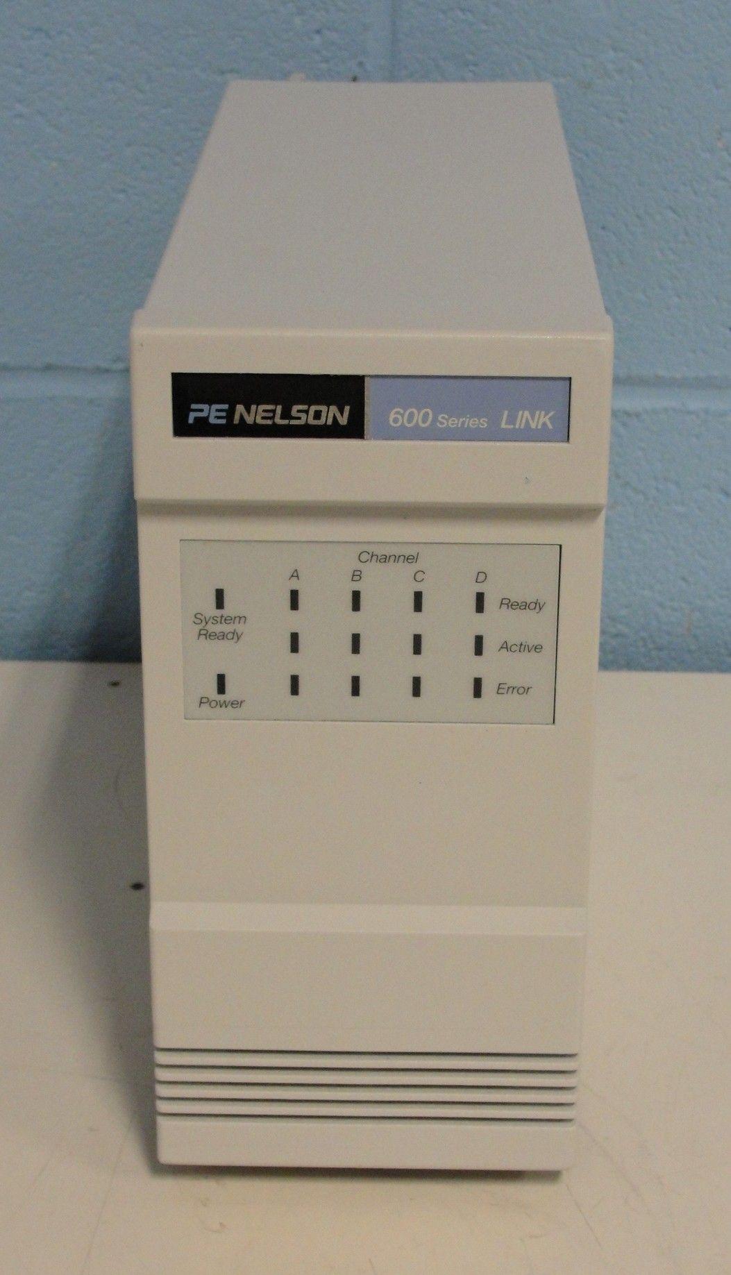 Perkin Elmer PE Nelson 600 Series Link Model 610
