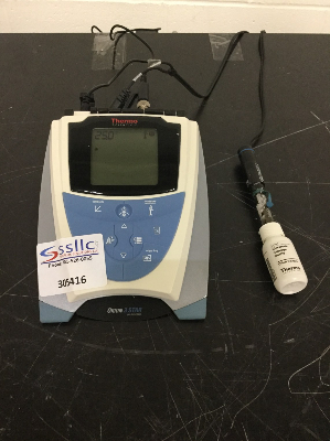 Thermo Scientific ORION 3 Star pH Benchtop Meter