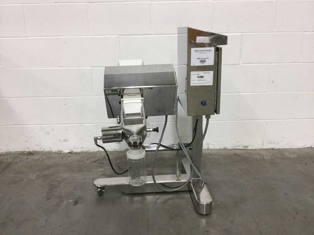 Lock Inspection Systems INSIGHT Metal Detector