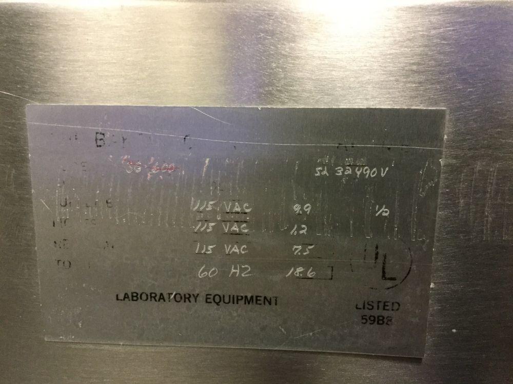 Baker 6' SterilGARD Biological Safety Cabinet