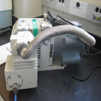Leybold Trivac Type D 16 B Pump