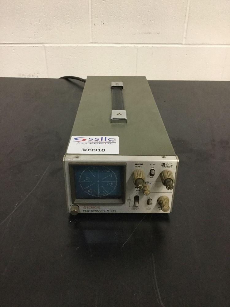 Hitachi V-089 Vectorscope