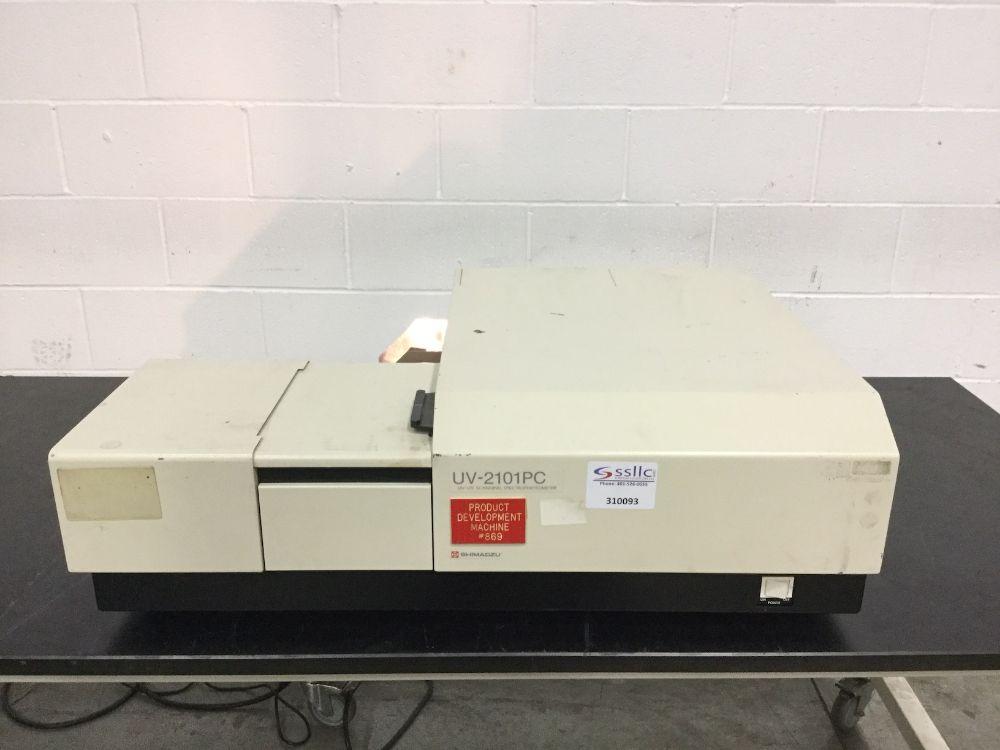 Shimadzu UV-2101PC UV/VIS Scanning Spectrophotometer
