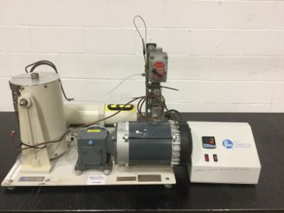 Parr 3926 Shaker Hydrogenation Apparatus With Temperature Controller