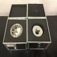 Set of (2) 10KG Calibration Weights
