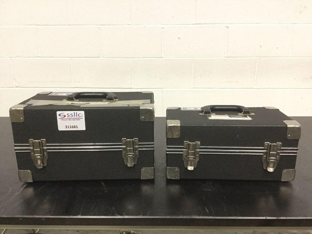 Set of (2) Troemner Calibration Weights