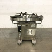 Anderson Machine Works 36'' Accumulation Table