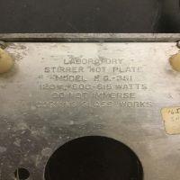 Corning PC-351 Hot Plate/Stirrer