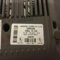 Corning PC-420 Hot Plate/Stirrer