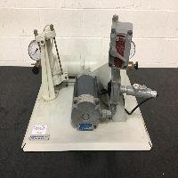 Parr Shaker Hydrogenation Apparatus