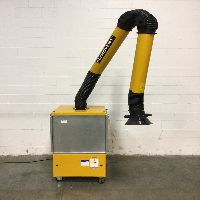 PlymoVent Model MFC-1200 MultiFume Caddie Mobile Fume Filter