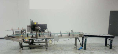 Label-Aire Model 2140 Wraparound Labeling System
