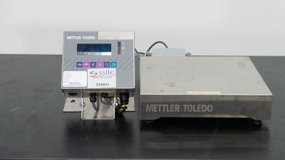 Mettler Toledo SpeedWeigh Digital Scale