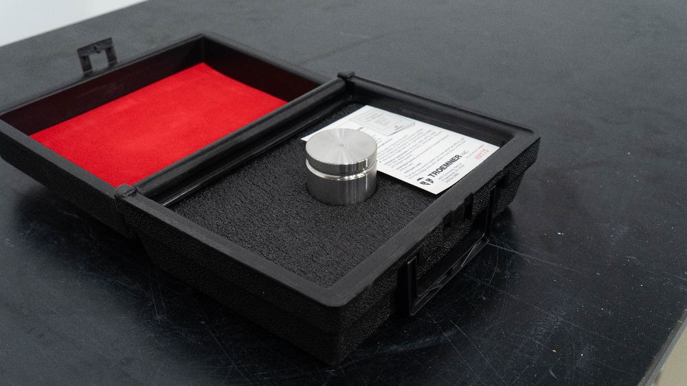 Troemner 1 KG Calibration Weight