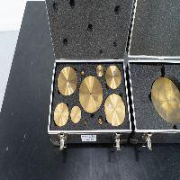 Set of Troemner Calibration Weights