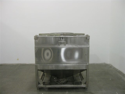 1000 Liter GEA Gally Tote