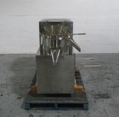 Fuji Paudal QJ-400 Marumerizer Spheronizer