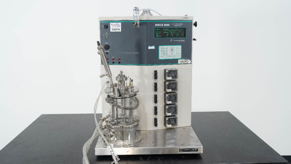 New Brunswick BioFlo 3000 Batch Continuous Bioreactor