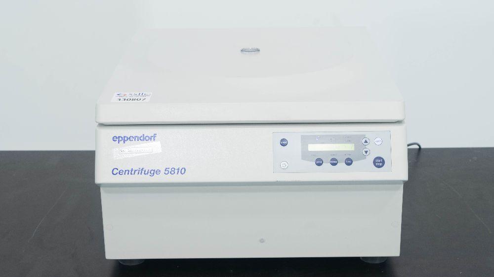 Eppendorf 5810 Centrifuge