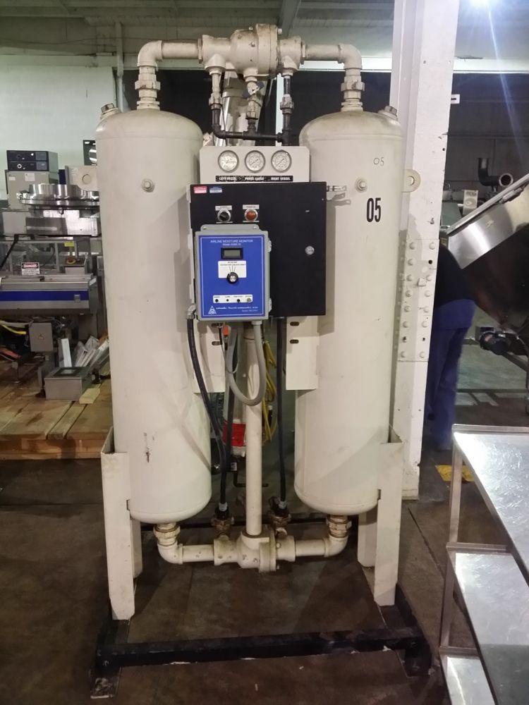 Ingersoll Rand TZE650 Adsorption Dryer