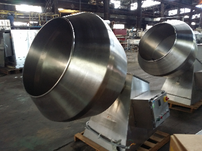 "K Manufacturing 48"" Coating Pan"