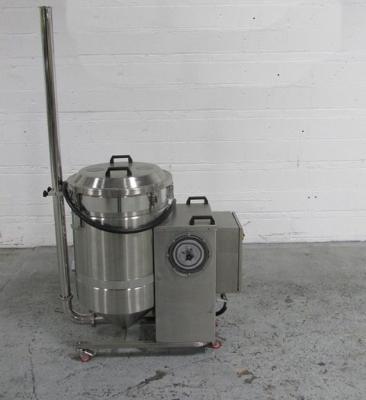 Nilfisk CFM Dust Collector