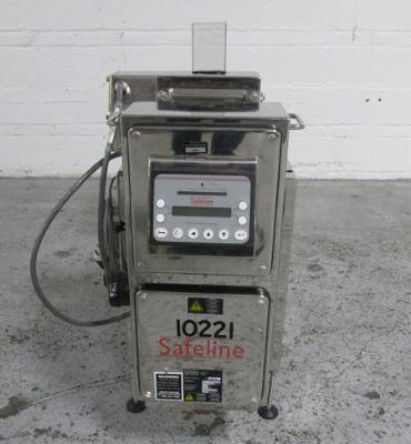Safeline Flow Thru Metal Detector