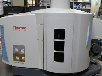 Thermo iCAP 6000 Series Spectrometer with ASX520 AutoSampler