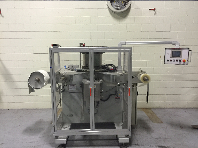 Omag C3/6 Vertical Form Fill and Seal Machine
