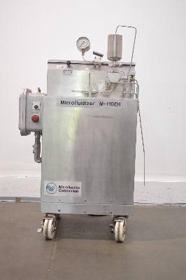 Microfluidics M-110EH Pilot Scale Microfluidizer