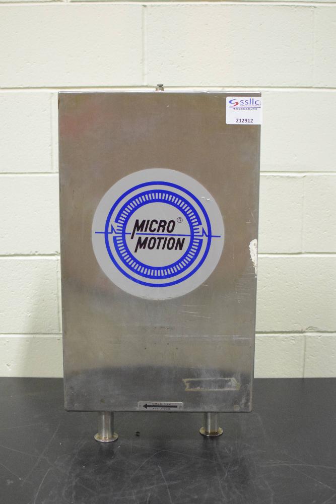 Micro Motion Mass Flow Sensor, Model L100S202