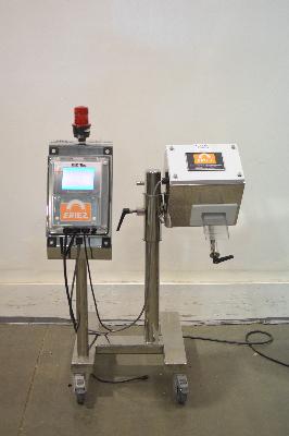 Eriez E-Z Tec DSP Metal Detector