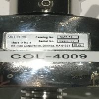 Millipore QuikScale Chromatography Column