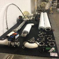 Walker Barrier Systems 3 Glove Flex Wall Isolator System