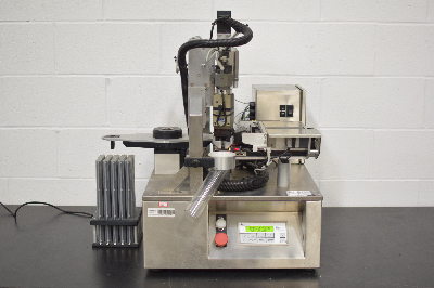 Tradewinds Decapping Machine