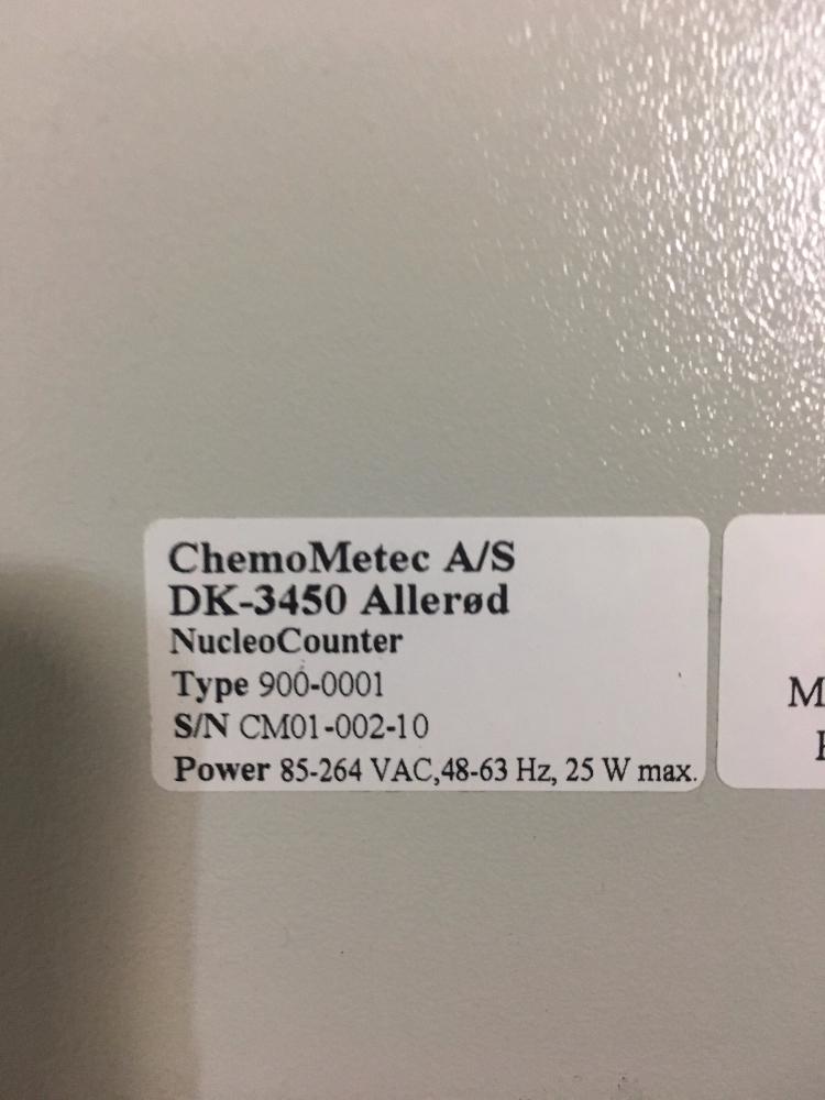ChemoMetec NucleoCounter