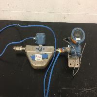 Micro-Motion Mass Flow Sensor