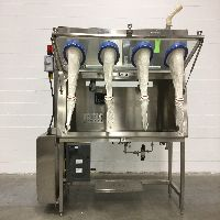 CPS Barrier 4 Glove STE FIL Isolation Chamber