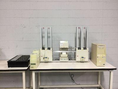 CyBio CyBi-Wel PlateMate 96/384 Automated Pipettor