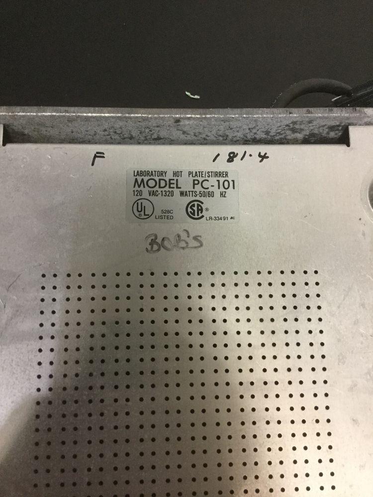 Corning PC-101 Hot Plate