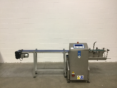 Loma AS Series Heavyweight Checkweigher