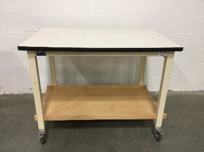 Phoenix Workstations 4' Portable Lab Table
