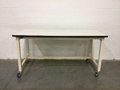 Phoenix Workstations 6' Portable Lab Table