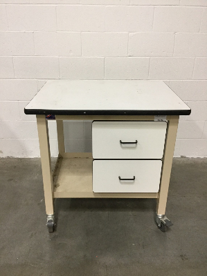Phoenix Workstations 3' Portable Lab Table