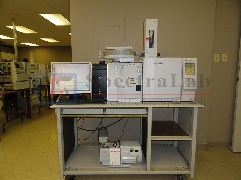 Shimadzu GC/MS System 2 (GC-2010, QP-2010S, AOC-20I, AOC-20S)