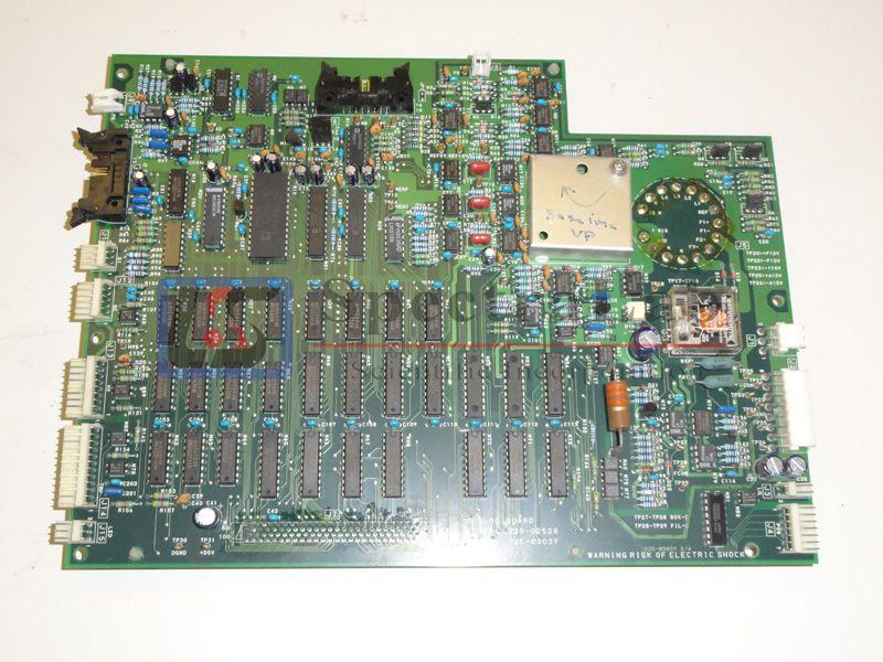 Shimadzu QP5000 GC/MS Analog Board