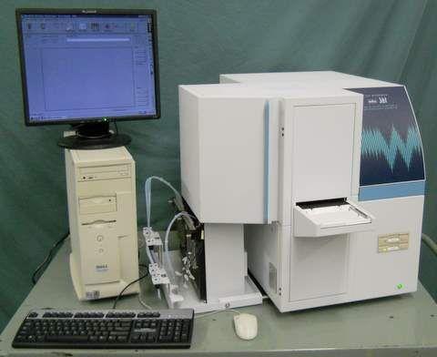 Wallac / Perkin Elmer 1450-025 Trilux MicroBeta Jet Liquid Scintillation and Luminescence Counter wi