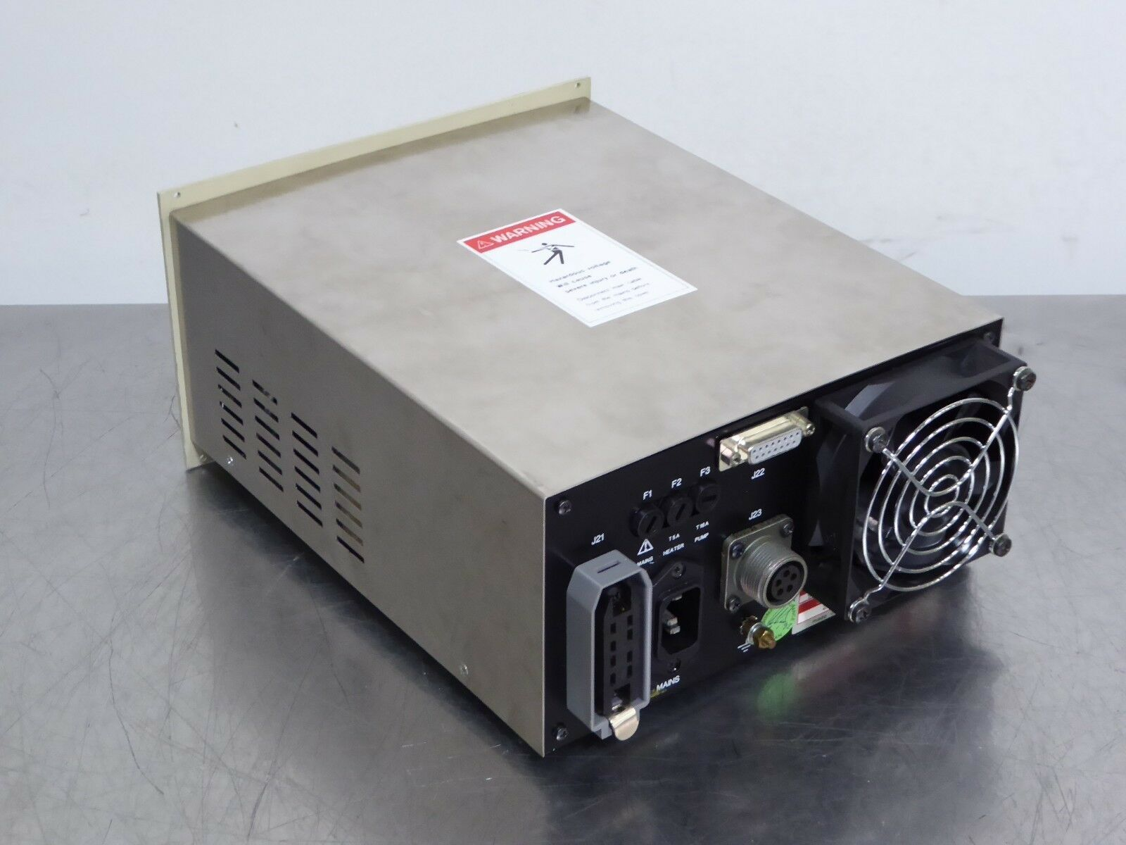 T149916 Varian Turbo-V450 Turbo Pump Controller 96